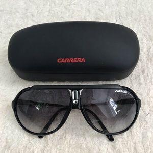 Carrera signature gradient sunglasses